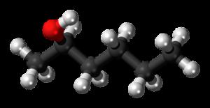 Molecule of cat urine enzyme cleaner